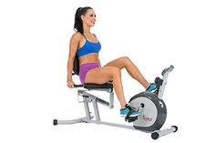 Recumbent Exercise Bike by Sunny Health  Fitness  SFRB4601 -- Click on the image for additional details. (Note:Amazon affiliate link)