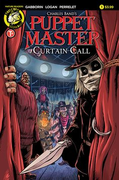 Action Lab Brings the Puppet Master Finale This Fall - W.B.