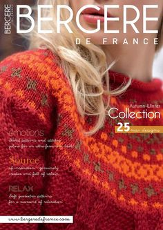 Magazine 171 by Bergere de France. Discover more books by Bergere de France at LoveCrafts. From knitting & crochet yarn and patterns to embroidery & cross stitch supplies! Knitting Books, Crochet Books, Crochet Yarn, Knitting Projects, Hand Knitting, Knitting Patterns, Crochet Patterns, Crochet Magazine, Knitting Magazine