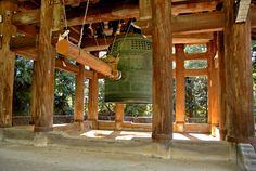 Imponente tempio Buddista