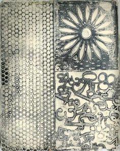 Stamp Laugh Play : More Gelli Prints