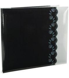 12''x12'' Postbound Album-Deco12''x12'' Postbound Album-Deco,