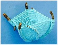 woven sticks