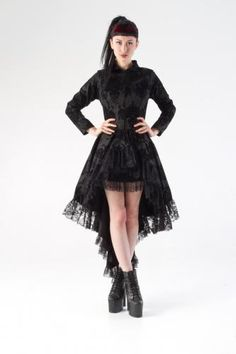 6e84600fa8f 25 Best Goth- Women s Coats   Jackets images