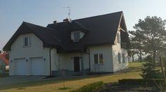 Front domu Zalesie  #dom #projekt #budowa