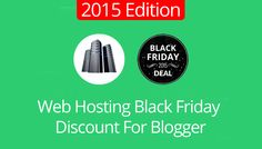 Web Hosting Black Friday Discount