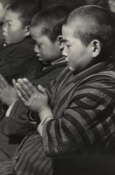 Hiroshi Hamaya (Japanese, 1915 - 1999) 'New Year's Ritual, Niigata Prefecture'…