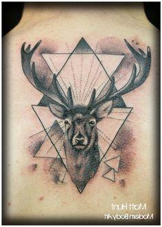 Deer-Tattoo-On-Back-Body-Man.jpg (500×700)