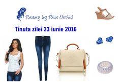 Ținuta zilei - 23 iunie 2016 - Beauty by Blue Orchid Blue Orchids, Beauty, Image, Fashion, Fashion Styles, Beauty Illustration, Fashion Illustrations, Trendy Fashion, Moda