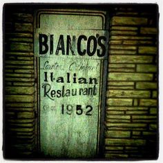 I enourage all Friends of Bianco's to contact Lawton City Councilmen about saving the First Italian Restaurant in Lawton!