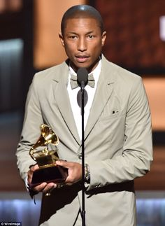 The 57th Annual Grammy Awards as it happens #dailymail