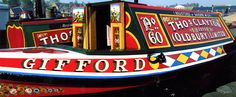 Phil offers comprehensive canal boat painting services for new narrowboats and re-paints. Castle Painting, Boat Painting, Sign Painting, Canal Boat Art, Canal Boat Interior, Canal Barge, Narrowboat Interiors, Boat Illustration, Boat Fashion