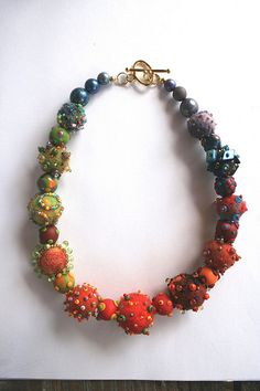 bright necklace