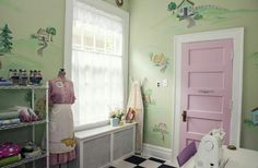 Enchanted Makeovers 2014 Sacred Sewing Room Tour.