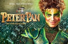 peter pan stage makeup - Google Search
