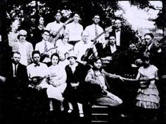 Ernest Phipps And His Holiness Singers - Went Up In The Clouds Of Heaven  old time song still good today