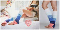 Leg Warmers & Boot Socks http://www.nanamacs.com/fancy-socks