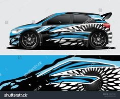 Find Rally Car Decal Graphic Wrap Vector stock images in HD and millions of other royalty-free stock photos, illustrations and vectors in the Shutterstock collection. Mazda 3 Hatchback, Racing Car Design, New Luxury Cars, Drift Trike, Rally Car, Car Wrap, Stickers, Car Decals, Abstract Backgrounds