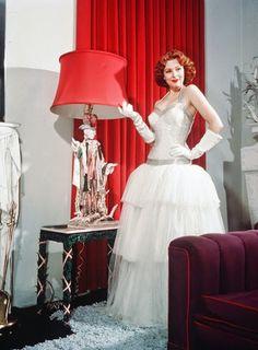 Vintage Glamour Girls: Arlene Dahl Golden Age Of Hollywood, Old Hollywood, Arlene Dahl, Vera Ellen, Cyd Charisse, Ann Margret, Vintage Glamour, Dancer, Wonder Woman