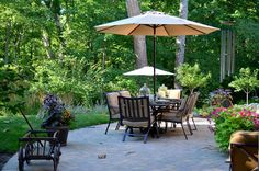 From Sloping Lawn to a Backyard Oasis