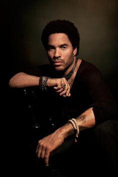 UNICEF Q with Lenny Kravitz on his support for the UNICEF Tap Project.