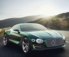 Bentley EXP 10 Speed 6: Motorisation : électrique, 500 ch, transmission intégrale.
