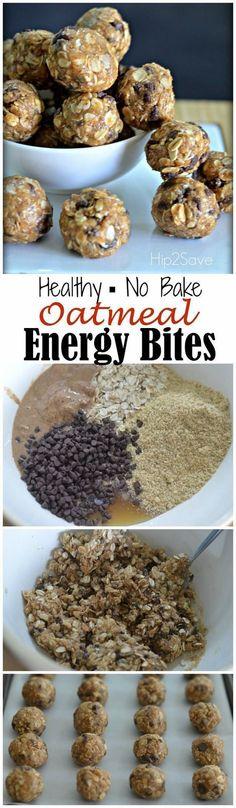 C'est bon pour toi, c'est facile pour faire, par ce que tu ne doit pas les cuisiner! C'est aussi végeterinen. Le oatmeal est bon pour toi.