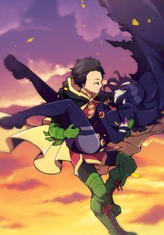 Dc Comics, Robin, Splatoon Comics, Batman Family, Anime Drawings Sketches, Damian Wayne, Anime Girls, Marvel, Fan Art