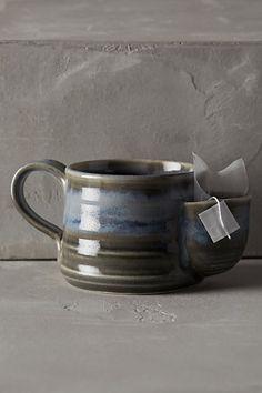 $36. Handmade Pocket Mug, Short #anthropologie