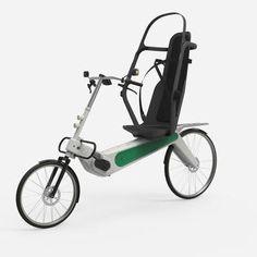 Crispin Sinclair Innovation's Babel Bike