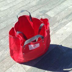 Bag'N'Noun Toolbag Red