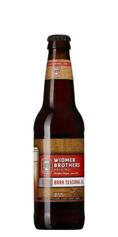 Widmer Brrr: Top winter brew.