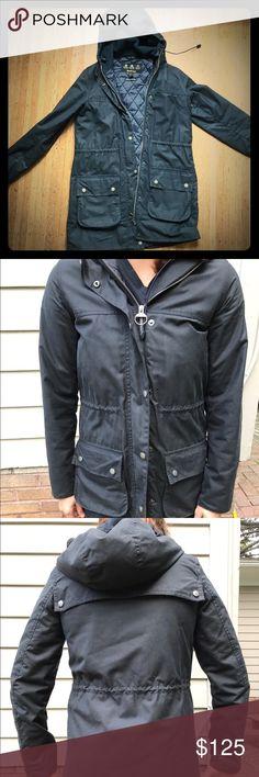 Barbour winter jacket Barbour Durham winter jacket. Size 4 Barbour Jackets & Coats