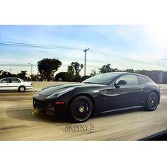 Gorgeous Ferrari FF!