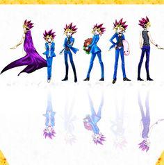 Pixiv Id 4801989, Yu-Gi-Oh! Season Zero, Yu-Gi-Oh!, Yu-Gi-Oh! Duel Monsters, Yami Yugi, Pharaoh Atem