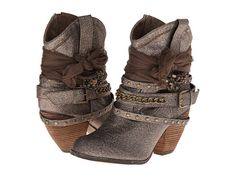 Not Rated Glitzy Trio Taupe - Zappos.com Free Shipping BOTH Ways