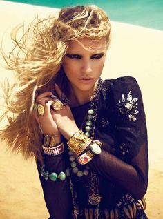 Baubles, cuffs, and rings | Marcelina Sowa, Grazia UK