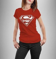 Nursing T-Shirt Super Nurse