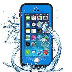 Waterproof Shockproof Fingerprint Scanner Full Case Cover for Apple Iphone 5 5S