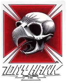 Tony Hawk Powell - Peralta