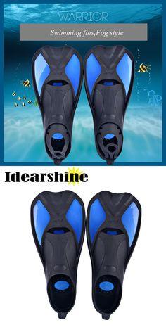 Swimming Fins Adult Snorkeling Foot Flipper KIDS Diving Fins Beginner Swimming Equipment Portable short Frog shoes #7522 http://www.deepbluediving.org/cressi-goa-dive-computer-review/