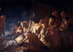 By Costanza Beltrami Venetian painter and draughtsman Giovanni Battista Piazzetta died on 29 April 1754. Son of sculptor Giacomo Piazzetta, Giovanni trained with the undistinguished painter Silvestro...
