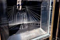 "TIFFANY & CO., London, UK, ""London celebrate the romance of New York"", pinned by Ton van der Veer"
