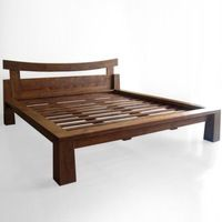 Source Jason Japanese Queen Platform Bed on m.alibaba.com