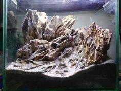 Aquascaping, Aquarium Design, Aquarium Ideas, Artificial Stone, Bonsai Garden, Plantar, Aquaponics, Fish Tanks, Nature