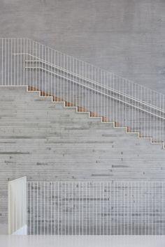 Saunalahti comprehensive school   VERSTAS Architects; Photo: Andreas Meichsner   Bustler