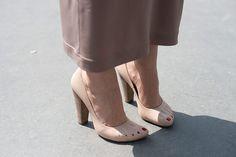 Tendencias otono 2013 pumps versus oxfords estilo femenino contra masculino accesorios zapatos