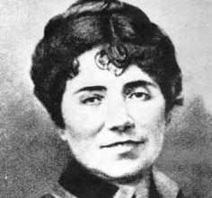 Rosalia de Castro was a Spanish writer from Galicia. She wrote about people, defending the losers´s causes. She is one of the few women that is considererd the founder of a national literature, the one written in Galician language.