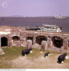 Fort Sumter Charleston, South Carolina
