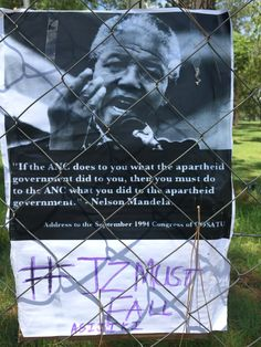 How South Africans feel about President Zuma Nelson Mandela would be upset by what Zuma and his cronies are doing to South Africa